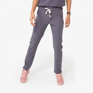 Figs Yola charcoal pants size SP